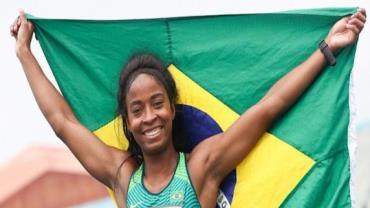 Atletismo: Brasil domina Sul-Americano e conquista 49 medalhas