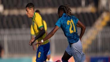 Jogos de Tóquio: seleção olímpica perde de 2 a 1 para Cabo Verde