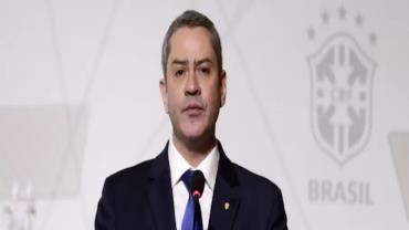 Rogério Caboclo é afastado da presidência da CBF após denúncia de assédio