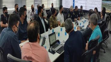 Copa América: Esquema de segurança é reforçado em Cuiabá para receber seleções