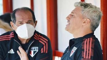 Tricolor está em uma encruzilhada, comenta Silvio Luiz