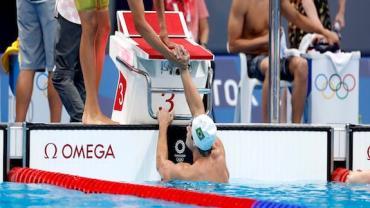 Olimpíada: Brasil chega a uma final e em duas semifinais na natação