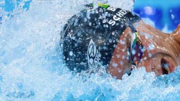 Natação: Fernando Scheffer vai à final dos 200 metros livre em Tóquio