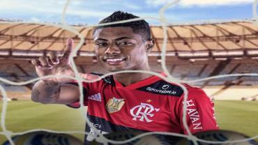 Bruno Henrique é destaque da rodada do Brasileirão