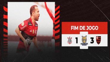 Flamengo emplaca sequência de seis vitórias seguidas
