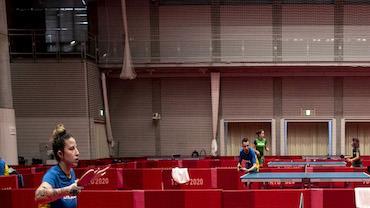 Paralimpíada: conheça mais sobre o tênis de mesa na Tóquio 2020