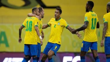 Silvio Luiz e Elcio Mendonça analisam Brasil x Peru pelas Eliminatórias