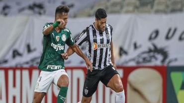 Palmeiras x Atlético-MG: começa a disputa na Libertadores