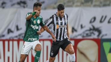 'Palmeiras x Atlético-MG foi um jogo nota 5', diz Silvio Luiz