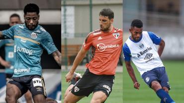 'Estou vendo a viola e o caco', diz Silvio Luiz sobre SPFC, Santos e Grêmio