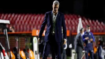Técnico Hernán Crespo deixa o comando do São Paulo após oito meses