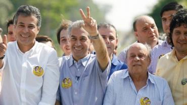 Azambuja (PSDB) é eleito governador do Matro Grosso do Sul