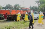 Homem com ebola vai a mercado e � capturado na Lib�ria