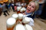 Veja fotos da abertura da Oktoberfest em Munique, na Alemanha
