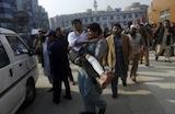 Ataque Taliban mata mais de 100 crian�as em escola no Paquist�o