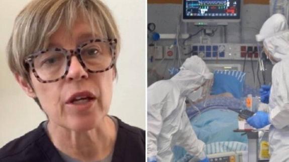 """Paciente que foi a """"Festa Covid"""" diz, antes de morrer, que achava que """"virus era uma mentira"""""""