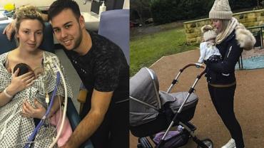 Casal passeia 16 dias com corpo de bebê falecida para registrar últimos momentos