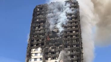 Incêndio em prédio deixa mortos e feridos em Londres