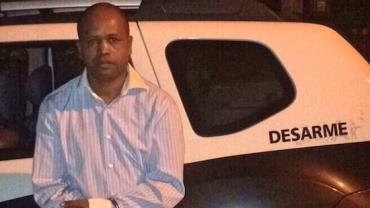 Traficante internacional de armas que se passou por pastor é preso no Rio