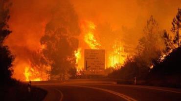 Incêndio em Portugal deixa mortos e feridos, afirma polícia