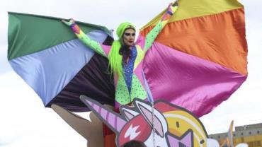 Em Brasília, 20ª Parada LGBTS defende separação entre estado e religião
