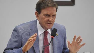 Justiça do Rio estabelece multa para aparições de filho de Crivella