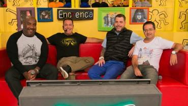 RedeTV! renova contrato com equipe do Encrenca até abril de 2022