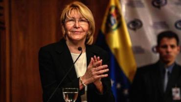 Luísa Ortega diz que entregará provas do envolvimento de Maduro com corrupção