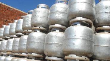 Botijão de gás de cozinha ficará mais caro 12,2% a partir de quarta (6)
