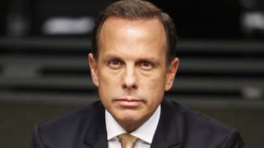 Doria admite disputar prévias com Alckmin para 2018
