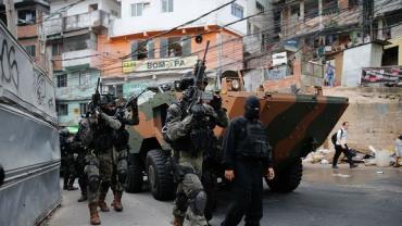 Polícia prende integrante do bando de líder do tráfico na Rocinha