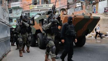 Mais de 70% deixariam Rio de Janeiro para fugir da violência, diz pesquisa