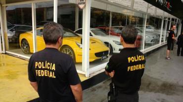 Polícia Federal cumpre 60 mandados de prisão em operação contra tráfico internacional de drogas