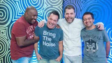 """Com picos de 6 pontos, """"Encrenca"""" registra boa audiência para a RedeTV! neste domingo (19)"""