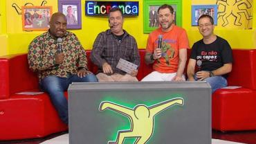 """Encrenca lidera """"melhor programa de humor"""" no Troféu UOL TV e Famosos 2017"""