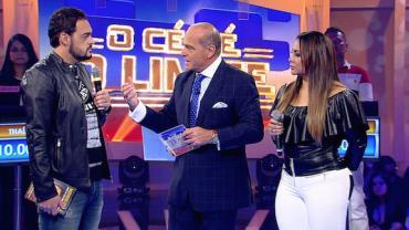 João Kléber Show e O Céu é o Limite garantem terceiro lugar no Ibope à RedeTV!