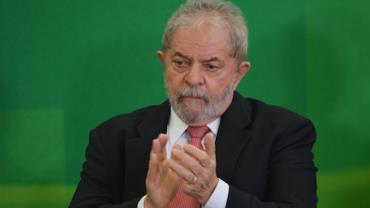 Lula critica membros do Judiciário, mas diz não ter ódio de quem o condenou