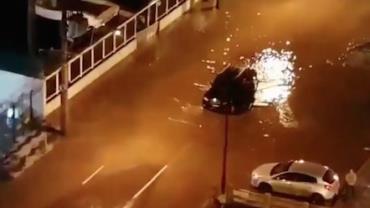 Chuva deixa mortos e provoca estragos no Rio de Janeiro
