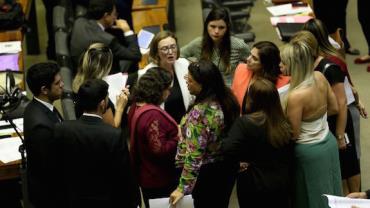 Apenas dois partidos políticos têm maioria feminina no Brasil