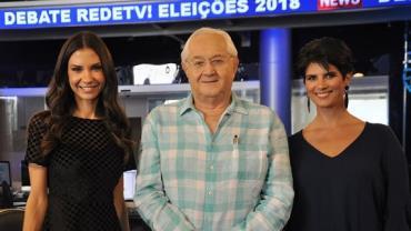 RedeTV! define datas para os debates eleitorais de 2018