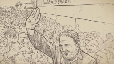 Em vídeo, Lula diz que não tem medo do que está por vir