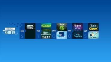 RedeTV! estreia segunda temporada da grade digital com transmissão ao vivo no Facebook e YouTube