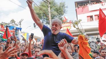 PT reafirma candidatura de Lula à presidência após divulgação de pesquisa