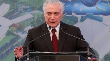 Governo Temer é reprovado por 82% dos brasileiros, aponta Datafolha