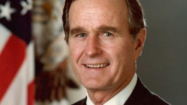 Políticos e personalidades lamentam morte de George H.W. Bush