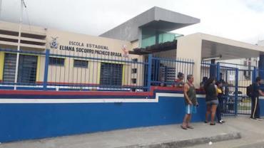 Estudante de 13 anos é baleada dentro de escola no Amazonas