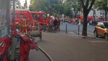 Incêndio em prédio deixa mortos e feridos em Paris