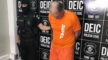 Homem é preso por matar idoso em Goiás após vítima cobrar dívida