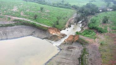 Defesa Civil: não há risco de novo rompimento de barragem na BA