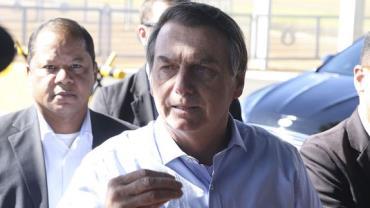 Bolsonaro diz que não há constrangimento em visitar a Bahia